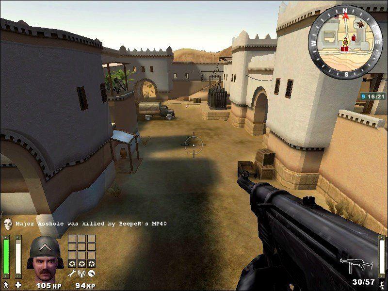 jeux wolfenstein enemy territory gratuit